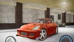 Nissan 350Z Z33 for GTA 4
