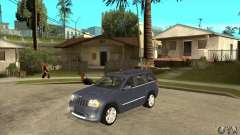 Jeep Grand Cherokee SRT8 v2.0 for GTA San Andreas