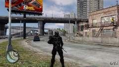 Crysis 2 NanoSuit v4.0 for GTA 4