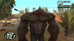 Tank from the Left 4 Dead