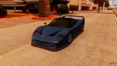 Ferrari F50 Coupe v1.0.2 for GTA San Andreas