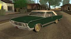 Mercury Park Lane Lowrider for GTA San Andreas