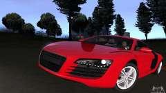 Audi R8 4.2 FSI for GTA San Andreas