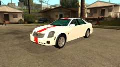 Cadillac CTS 2003 Tunable