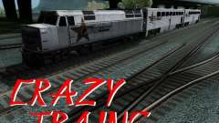 Crazy Trains MOD for GTA San Andreas