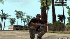 Grenade Launcher for GTA San Andreas