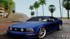 Ford Mustang Twin Turbo for GTA San Andreas