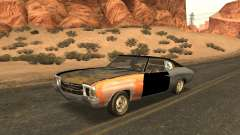 Chevrolet Chevelle Rustelle for GTA San Andreas