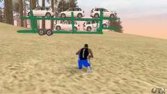 Car Transporter for GTA San Andreas