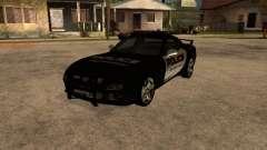 Mazda RX-7 Police for GTA San Andreas