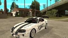 Toyota Supra MK-4 for GTA San Andreas