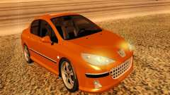 Peugeot 407 for GTA San Andreas