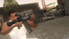AK-47 v2 for GTA San Andreas