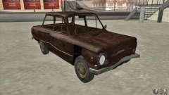 ZAZ 968 Abandoned v. 2 for GTA San Andreas