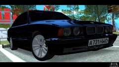BMW E34 V1.0 for GTA San Andreas