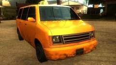 Taxi Moonbeam for GTA San Andreas