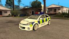 Opel Astra 2007 Police