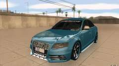 Audi S4 2009 for GTA San Andreas