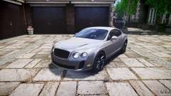 Bentley Continental SuperSports 2010 [EPM] for GTA 4