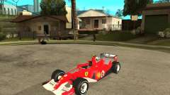 Ferrari F1 for GTA San Andreas