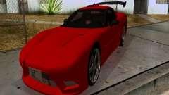 Chevrolet Corvette C5 for GTA San Andreas