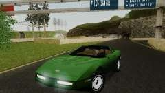 Chevrolet Corvette C4 1984