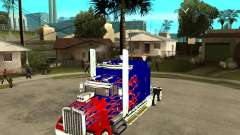 Truck Optimus Prime for GTA San Andreas