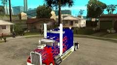 Truck Optimus Prime