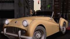 Triumph TR3B 1962 for GTA San Andreas