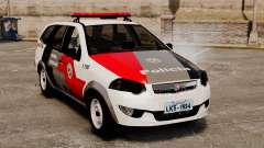 Fiat Palio Weekend Trekking 2013 PMESP ELS