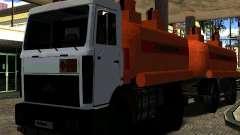 MAZ 533702 Truck
