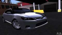 Scion Tc 2012 for GTA San Andreas