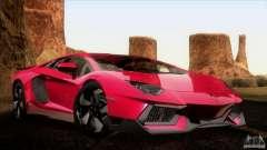 Lamborghini Aventador LP-700 J for GTA San Andreas