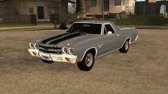 Chevrolet El Camino SS 454 1970 for GTA San Andreas