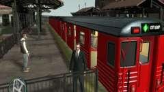 Redbird train v1.0