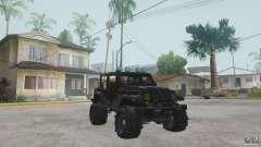 Jeep Wrangler Off road v2 for GTA San Andreas