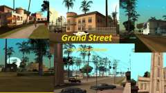 Grand Street for GTA San Andreas
