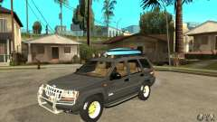 Jeep Grand Cherokee 2005 for GTA San Andreas