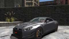 Nissan GT-R v1.1 Tuned for GTA 4