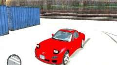 Mazda RX-7 Type RZ for GTA 4