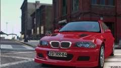 BMW M3 Street Version e46 for GTA 4