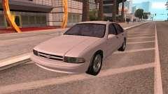 Chevrolet Impala SS 1995 for GTA San Andreas