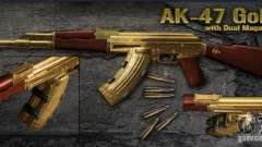 [Point Blank] AK47 Gold
