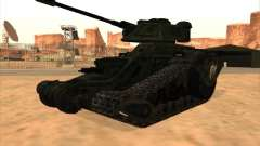 Tank from the game TimeShift for GTA San Andreas
