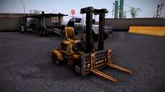 Forklift from the TimeShift