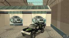 Hummer H3 Baja Rally Truck for GTA San Andreas