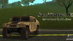 Sand Patriot HD