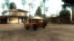 VAZ 2106 of the game S.T.A.L.K.E.R.