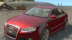Audi RS4 Undercover v 2.0 for GTA 4
