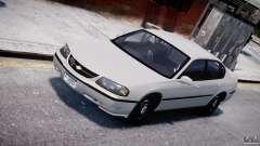 Chevrolet Impala Unmarked Police 2003 v1.0 [ELS]